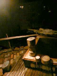 貸し切り露天風呂2