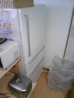 冷蔵庫&炊飯器