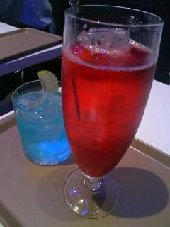 飲み物〜赤い彗星+α