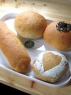 今回買ったパンの一部