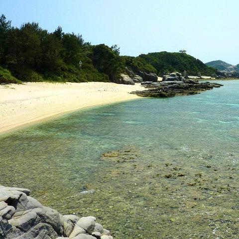 旅コラム〜渡嘉敷島編の写真