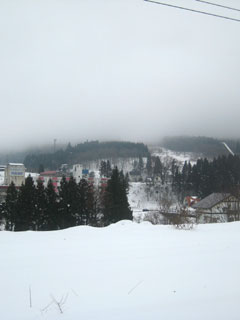 スキー場?