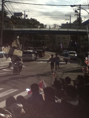 箱根駅伝2012年9区18位・19位