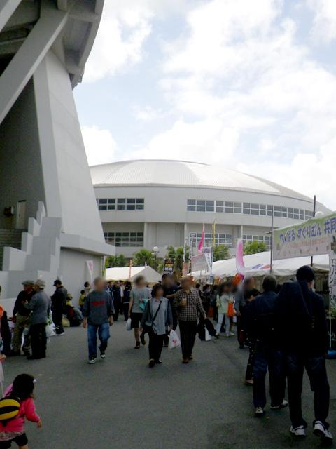 「おきなわ花と食のフェスティバル2014」
