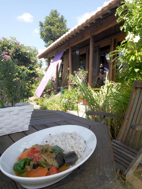 離島のカレー&カフェ「中村屋」