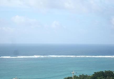 台風12号の影響残る沖縄