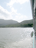 浦内川の上流へ