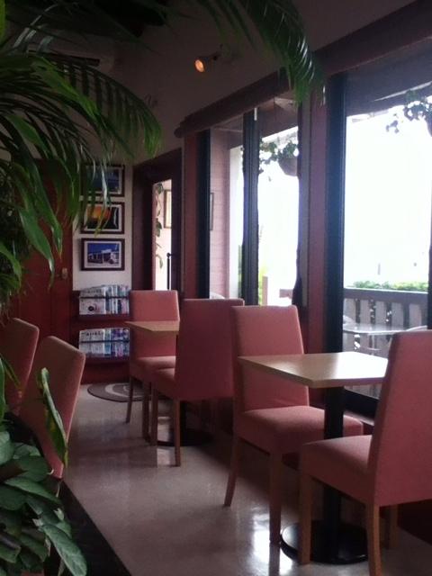 ライド&離島のカフェ