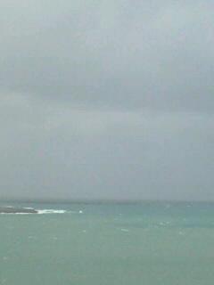 今日の沖縄海域は大荒れ!要注意!