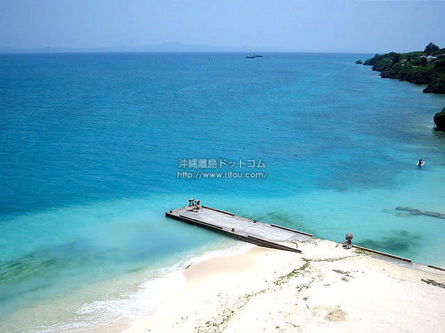 前の写真へ この離島の前の写真へ こ  瀬底島の写真