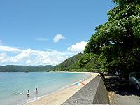 奄美大島「白浜海岸」