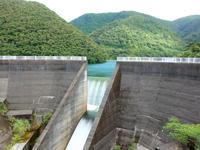 奄美大島「大川ダム&轟の滝」