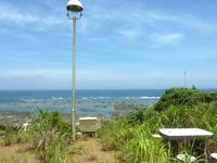 奄美大島「アオンのリーフ展望所」