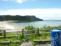 奄美大島「船越海水浴場/ふのし海岸」