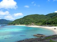 奄美大島「タエン浜海水浴場」