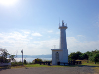 奄美大島「須手の灯台」