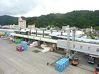 奄美大島「名瀬新港」