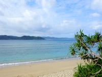 奄美大島「ヤドリ浜」
