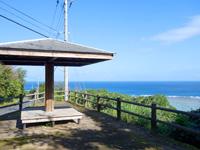 奄美大島「用展望台」