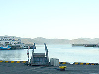 奄美大島「古仁屋港」