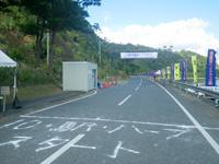 加計呂麻島「加計呂麻島ハーフマラソンコース」