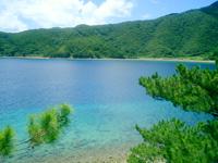 加計呂麻島「阿多地の海」