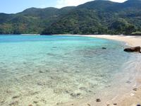 加計呂麻島「実久海岸」