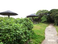 喜界島「荒木海岸休憩所」