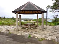 喜界島「荒木漁村公園」