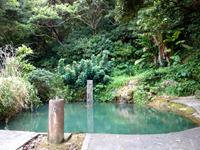 喜界島「雁股の泉」
