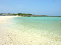 喜界島「スギラビーチ」