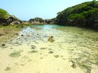 喜界島「ナガラ海岸」