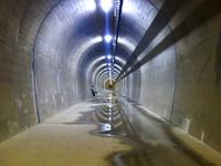 喜界島「地下ダムトンネル/水管理センター」