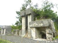 喜界島「戦闘指揮所跡」