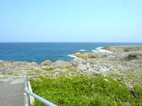 喜界島「荒木海岸」