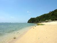 沖永良部島「与和浜/ユワヌ浜」