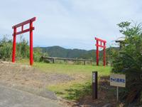 請島「きゅらじま神社」
