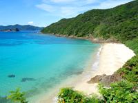 請島「クンマ海水浴場/クンマビーチ」