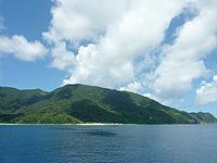 請島「大山ミヨチョン岳」