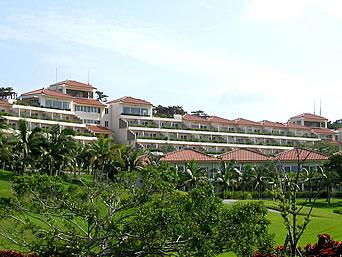 カヌチャベイホテル&ヴィラズ(カヌチャリゾート)