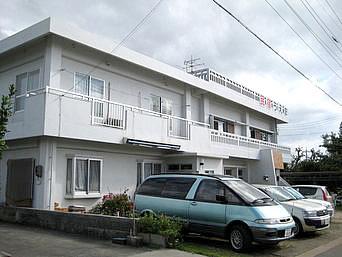 伊江島の民宿うえま(上間)