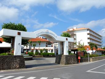 リゾートホテル久米アイランド(旧 ホテル日航久米アイランド)