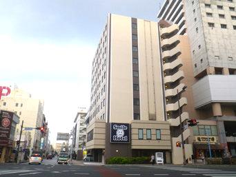 スマイルホテル沖縄那覇(旧:ホテル オランジュール沖縄)