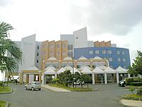 沖永良部島のホテル/民宿「おきえらぶフローラルホテル」