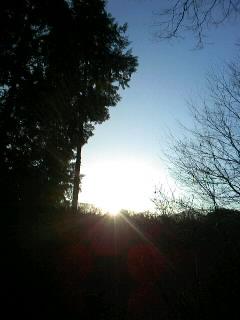 高尾山稲荷山コース(登り)