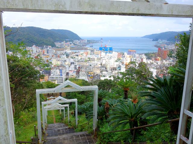 名瀬市街を一望できるおすすめ公園!