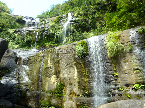 【西表島】ピナイサーラより険しかったユツン(ユチン)の滝への道