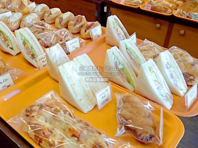 ほぼ200円均一のサンドイッチがおすすめ