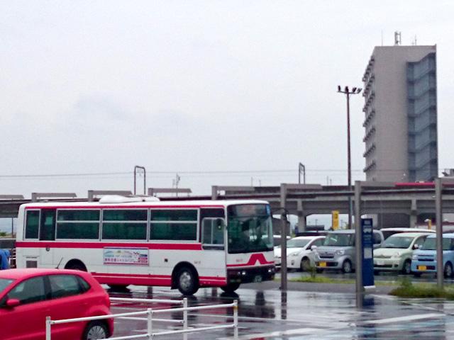 セントレア空港・イオンモール常滑無料シャトルバス