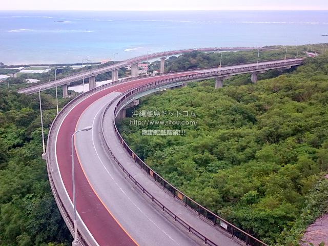 絶景のニライカナイ橋